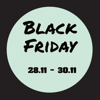 Акция! Black Friday.