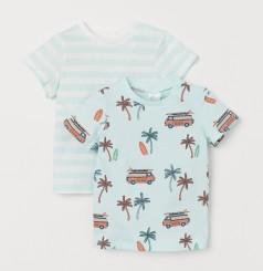 """H&M Комплект футболок для малышей """"Летний"""""""