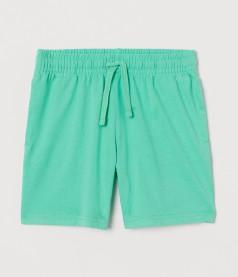 H&M Шорты для мальчика зеленые