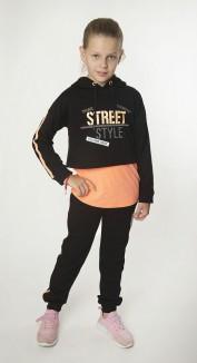"""Wanex Спортивный костюм для девочки тройка """"Street style"""""""