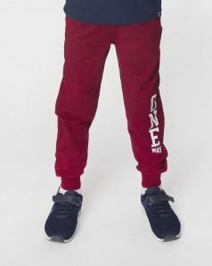 Wanex Спортивные штаны детские бордовые