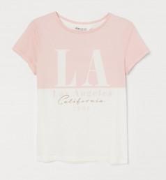 """H&M Футболка для девочки """"LA"""""""