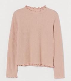 H&M Гольф для девочки нежно розовый