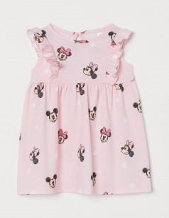 "H&M Летнее платье детское розовое ""Minnie Mouse"" 0931372001"