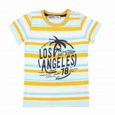 "Wanex Футболка детская в полоску  ""Los Angeles Beach"""