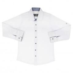 Wanex Рубашка для мальчика белая