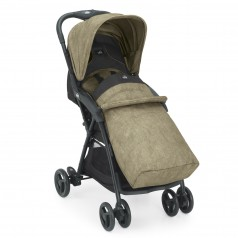 Cam Прогулочная коляска CURVI, бежевый меланж