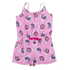 H&M Комбинезон детский ромпер розовый Me little pony