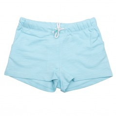H&M Шорты детские для девочек голубые