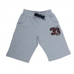 Breeze girls & boys Детские шорты для мальчиков голубые с карманами