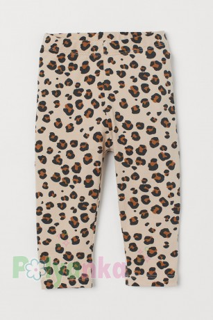 H&M Капри детские леопардовые - Картинка 1