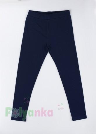 Wanex Леггинсы для девочки синие - Картинка 1