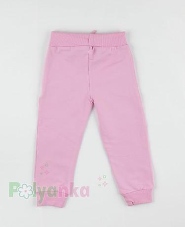 Wanex Спортивный костюм детский розовый с радугой - Картинка 7