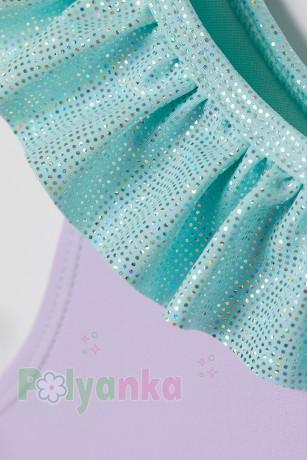 H&M Купальник для девочки с Эльзой - Картинка 2