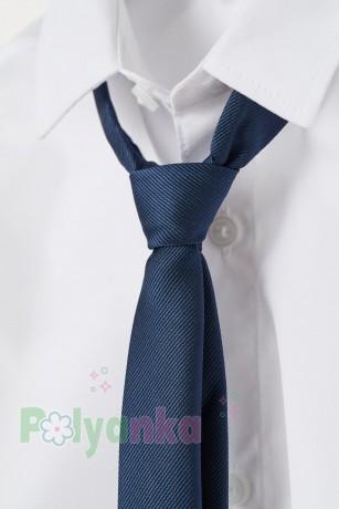H&M Рубашка для мальчика белая с галстуком - Картинка 2