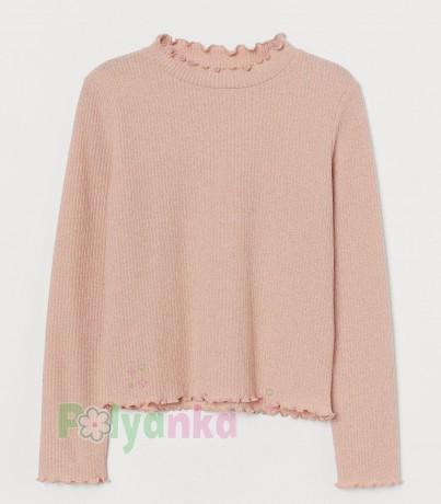 H&M Гольф для девочки нежно розовый - Картинка 1