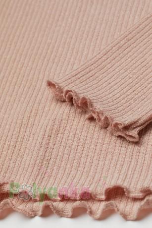 H&M Гольф для девочки нежно розовый - Картинка 2