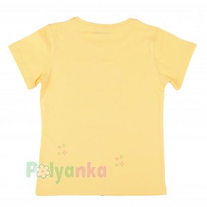 Wanex Футболка для мальчика жёлтая с указателями - Картинка 2