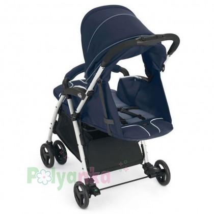 Cam Прогулочная коляска CURVI, темно-синяя (831/117) - Картинка 3