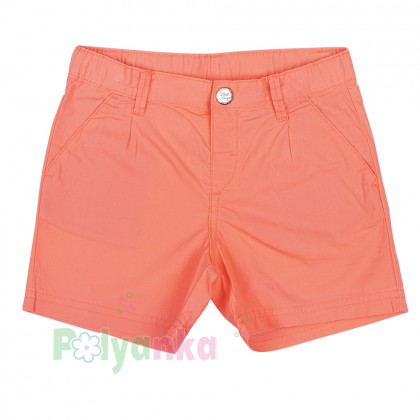H&M Шорты для девочки оранжевые - Картинка 1