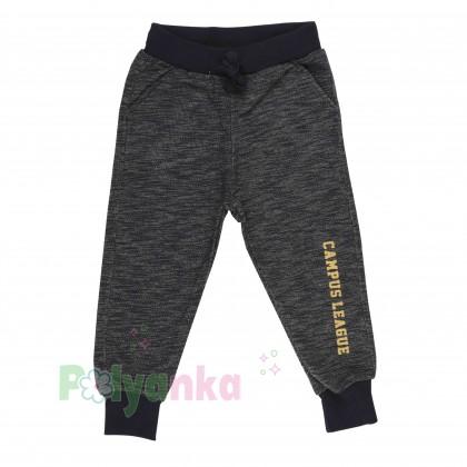 Wanex Спортивный костюм детский черный свитшот и спортивные штаны - Картинка 6