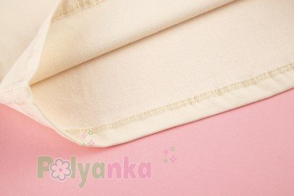 Wanex Водолазка молочная с сердечком - Картинка 5
