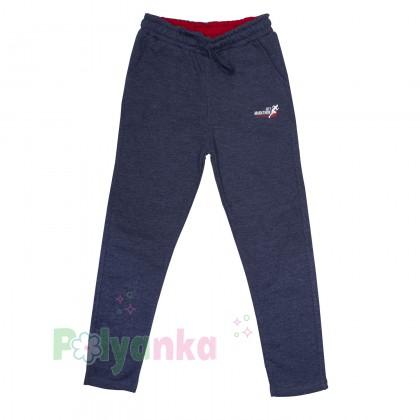 Wanex Спортивные штаны для мальчика синие - Картинка 1